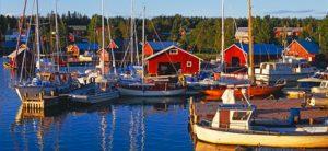 Konference til Åland Mariehamn med Tallink Silja Line