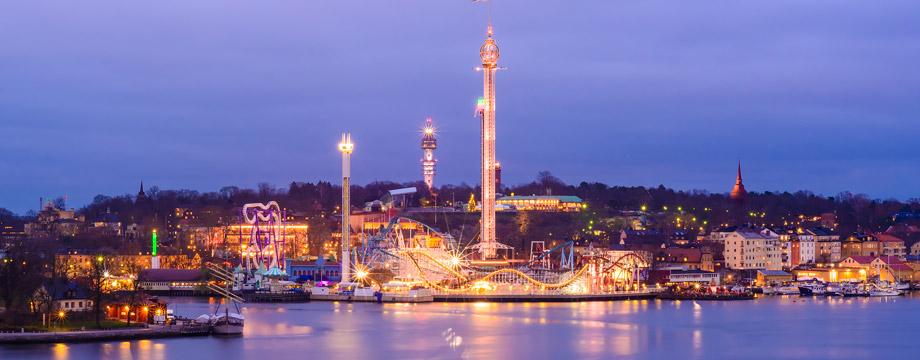 Børnenes storbyferie - kør-selv ferie med cruise til Helsinki | Tallink Silja Line