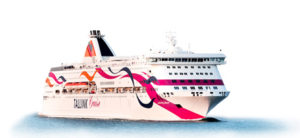 Baltic queen - minicruise til Tallinn