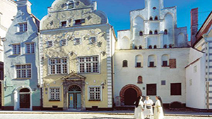 De smukke facader i Riga nordens Paris |Tallink.dk