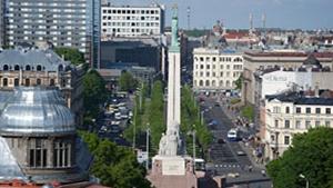 Frihedsmonumentet i Riga - Tallink.dk
