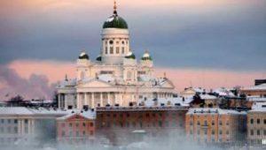 Helsingfors julemarked