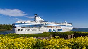 Helsinki minicruise med Tallink Silja Line
