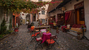 Hyggelige caféer i Tallinn Estland |Tallink Silja Line