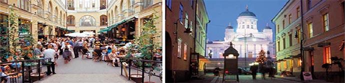 Oplevelser for familien i Helsinki | Tallink Silja Line