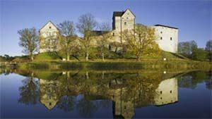 Kastelholma Slot ved Ålandsøerne med Tallink Silja Line