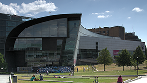 Kiasma museum of contemporary art i Helsinki