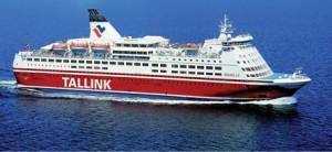MS Isabelle Riga Tallink Silja Line