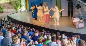Kør-selv ferie til børn i Mummi world tema park i Åbo | Tallink Silja Line