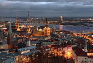 Smukke Stockholm, romantiske Riga og hyggelige Tallinn, Kør selv i de Baltiske lande - Tallink Silja Line