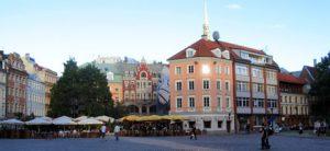 Konference i Riga med Tallink Silja Line