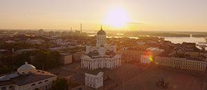 Konference til Helsinki