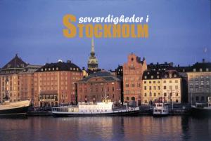 Seværdigheder i stockholm |Tallink Silja Line