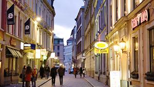 Shopping i Riga - Tallink.dk