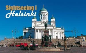 Sightseeing i Helsinki |Tallink Silja Line