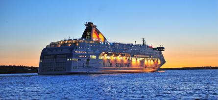 Konference til Åbo/Turko med Tallink.dk