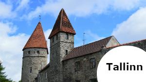 Tallinn og Helsinki rundrejse med Tallink Silja Line