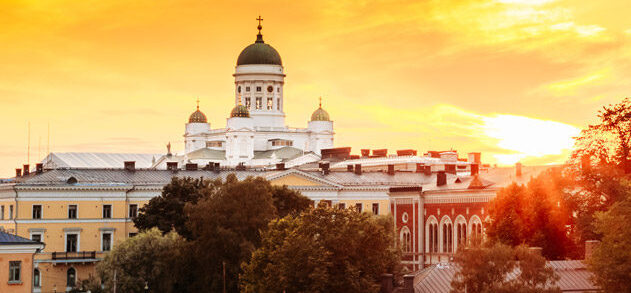 Helsinki minicruise Tallink Silja Line