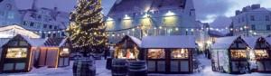 Minicruise til julmarked i Tallinn med Tallink Silja Line