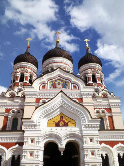 Nilles rejser i Tallinn