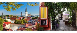 Tallinn og Helsinki kør-selv med cruise | Tallink Silja Line