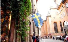 Oplev Stockholm på cruise