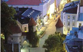 Oplev Tallinn på cruise