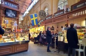 Östermalms Saluhall Stockholm