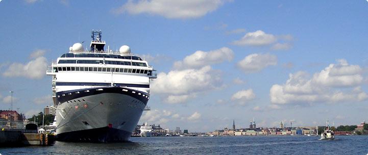 Tallink Silja Line - Stockholm