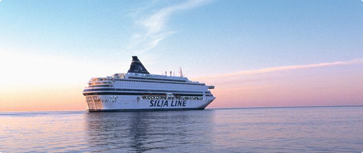 Sunset - Tallink Silja Line