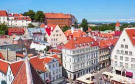 Kør-selv ferie - Besøg Tallinn