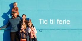Tid til ferie med Tallink Silja Line Danmark